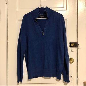 Banana Republic Cotton Cashmere Sweater